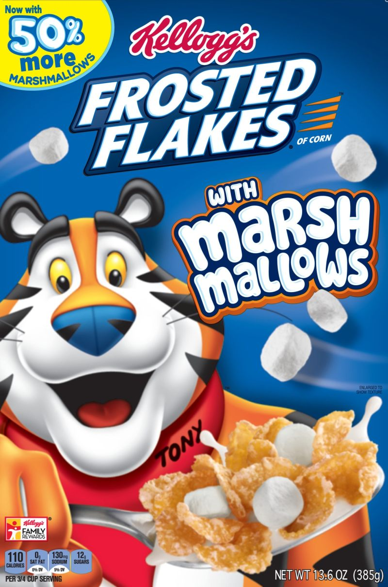 Large Of Kelloggs Frosted Flakes