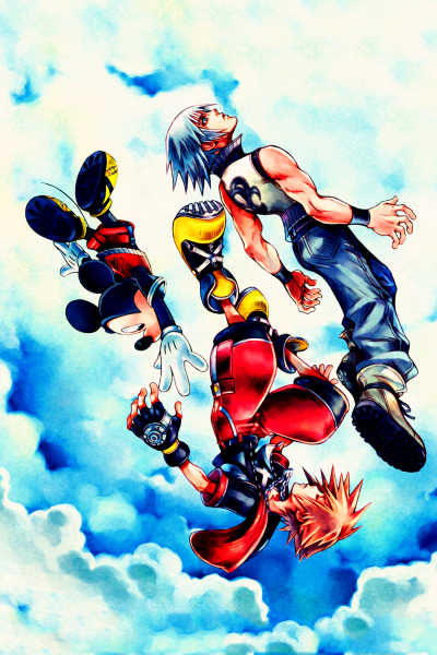 iPhone Wallpapers - Kingdom Hearts Insider