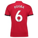 Manchester United Home Shirt 2017-18 Pogba 6