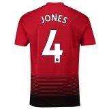 マンチェスター ユナイテッド ホーム シャツ 2018-19 - Jones 4