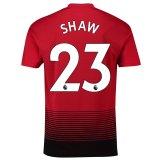 マンチェスター ユナイテッド ホーム シャツ 2018-19 - Shaw 23