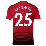 マンチェスター ユナイテッド ホーム シャツ 2018-19 - Valencia 25