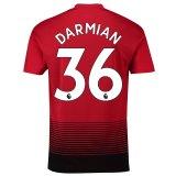 マンチェスター ユナイテッド ホーム シャツ 2018-19 - Darmian 36