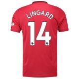 マンチェスター ユナイテッド ホーム シャツ 2019-20 Lingard 14