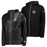 Manchester United Columbia OutDry Ex Reversible Jacket - Black - Mens