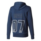 Manchester United Hoodie - Navy