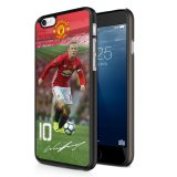 Manchester United 3D iPhone 6 Rooney Cover