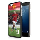 Manchester United 3D iPhone 6 Ibrahimovic Cover