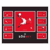 Manchester United 250ney Poster - 61 x 92cm