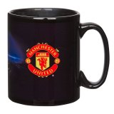 Manchester United UEFA Champions League 11oz Mug
