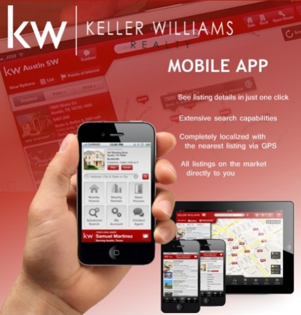 Keller Williams App download