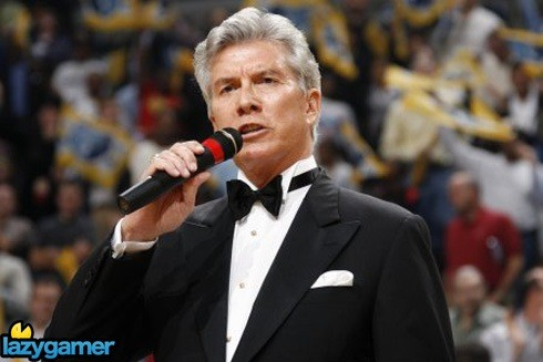 Michael Buffer buffering