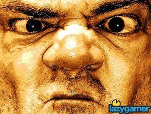 Grumpyface