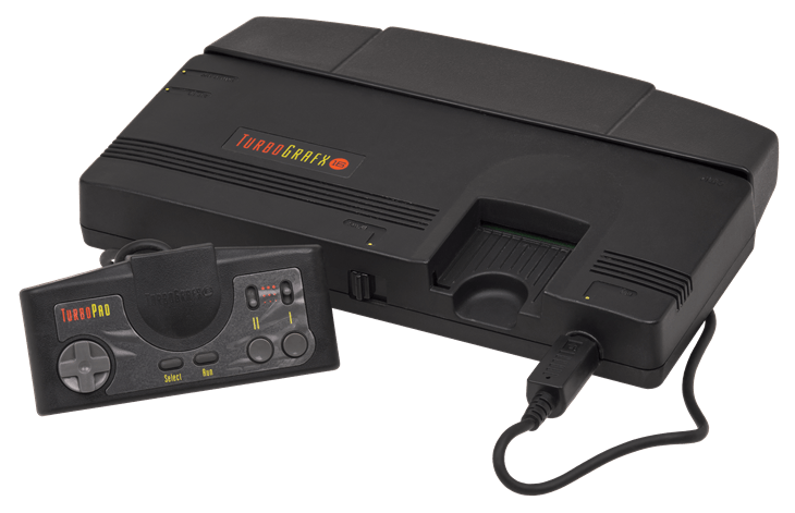 TurboGrafx16-Console-Set