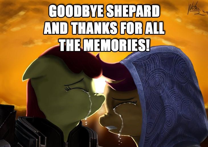 goodbye shepard