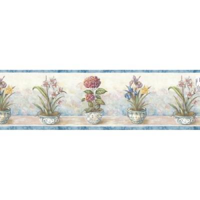 9 wallpaper borders 2017 - Grasscloth Wallpaper