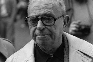 L'intérêt de la GRC pour Jean-Paul Sartre remonte... (Archives AFP)