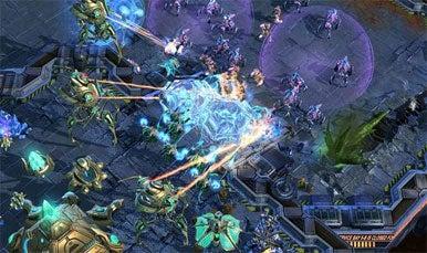 Starcraft2 Screenshot