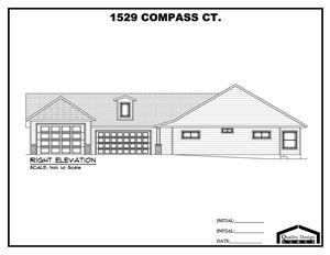 Photo of 1529 Compass Court, Lewiston, ID 83501 (MLS # 135870)