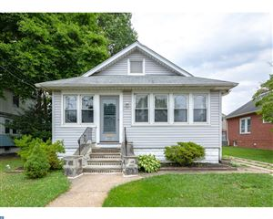 Photo of 140 E OAKLAND AVE, HADDON TOWNSHIP, NJ 08107 (MLS # 7015997)