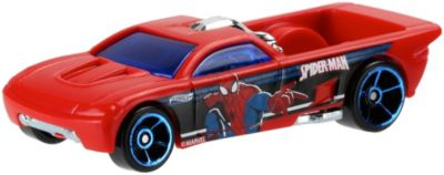Hot Wheels Cars  Monster Trucks  Big Rigs   Vehicles   Hot Wheels Hot Wheels      Ultimate Spiderman  Bedlam Vehicle