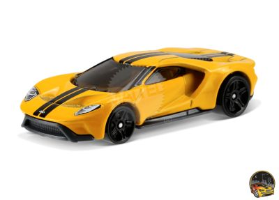 Hot Wheels Gallery  Mainline Cars   Vehicles   Hot Wheels Collectors  17 Ford GT