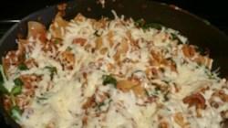 Skillet Spinach Lasagna Recipe - Allrecipes.com