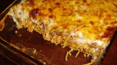 Baked Spaghetti II Recipe - Allrecipes.com