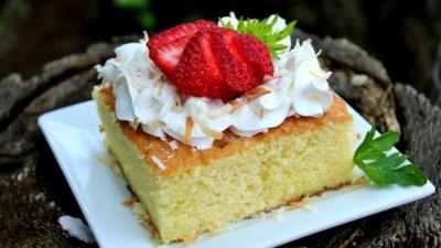 Pastel de Tres Leches (Three Milk Cake) Recipe - Allrecipes.com