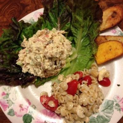 Best Basic Chicken Salad Recipe — Dishmaps