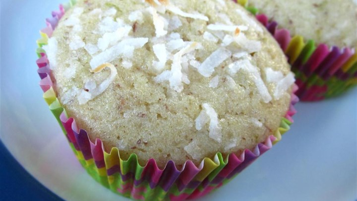 Paleo Texas Lime in the Coconut Muffins