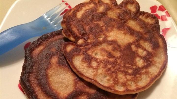 Paleo Golly Gee Gluten-Free Pancakes