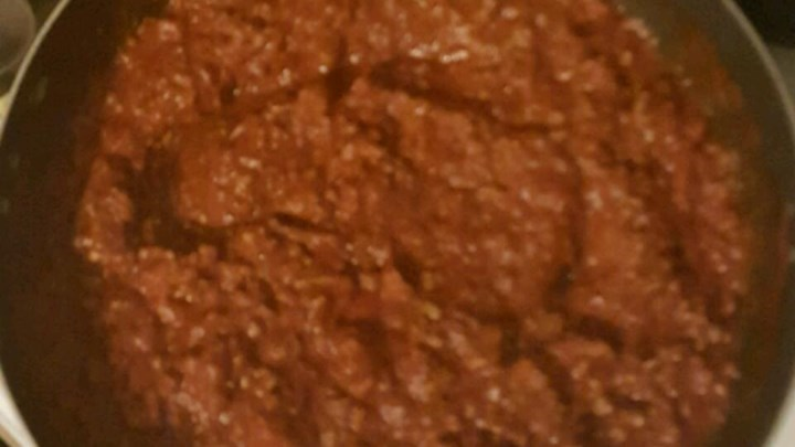 Paleo Southern-Style Meat Sauce