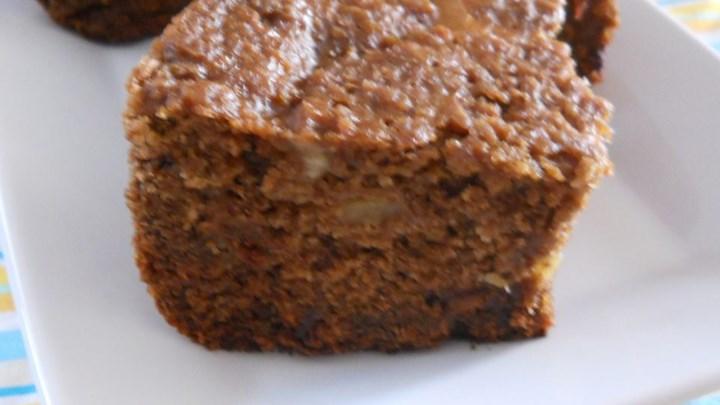 Paleo Rice Cooker Muffin Cake