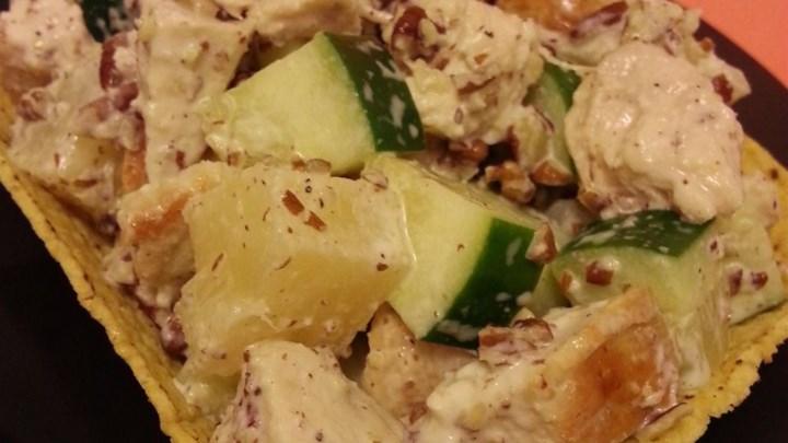 Paleo Hen's Nest Chicken Salad