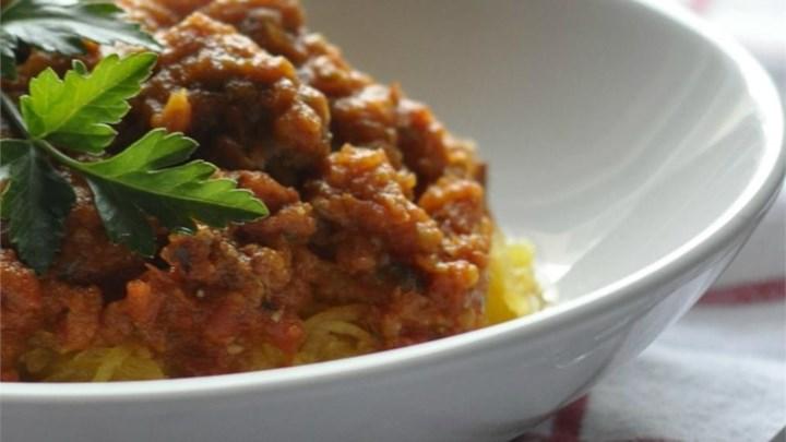 Paleo Fideo (Mexican Spaghetti)
