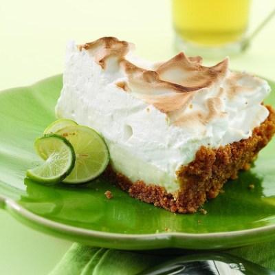 Key Lime Pie Recipe — Dishmaps