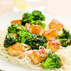 Small Of Stir Fry Broccoli