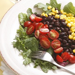 Dainty Black Beans Southwestern Salad Southwestern Salad Black Beans Recipe Eatingwell Mcdonald S Southwest Salad Calories Mcdonalds Southwest Salad Dressing Calories