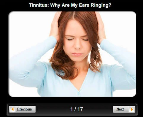 Treatment for tinnitus helps relieve the ringing in your ears 2