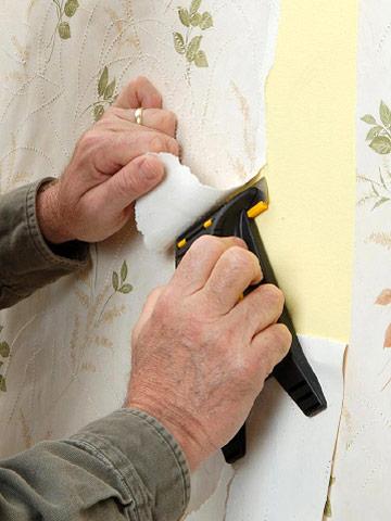 Scenery Wallpaper: Wallpaper Glue Removal Tips