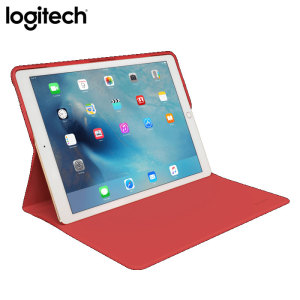 Logitech Create Any Angle iPad Pro Stand Case - Rood 1