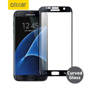 olixar samsung galaxy s7 curved glass screen protector black Mike Cowburn says: