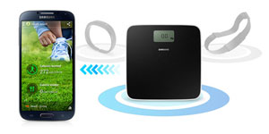 Samsung Bluetooth Body Scale