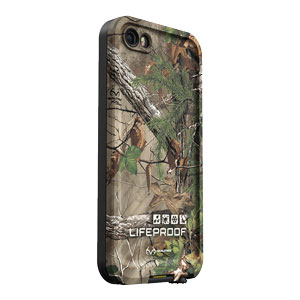 LifeProof RealTree Fre iPhone 5S / 5 Case - RealTree Xtra Green