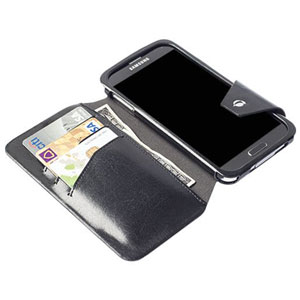 Krusell Karmar Samsung Galaxy S5 FlipWallet Case - Black