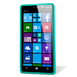 FlexiShield Case For Nokia Lumia 930 - Blue