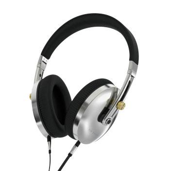 Auriculares Ted Baker Rockall Premium - Negros / Plata