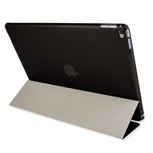 Olixar iPad Pro Folding Stand Smart Case - Transparant / Zwart 2