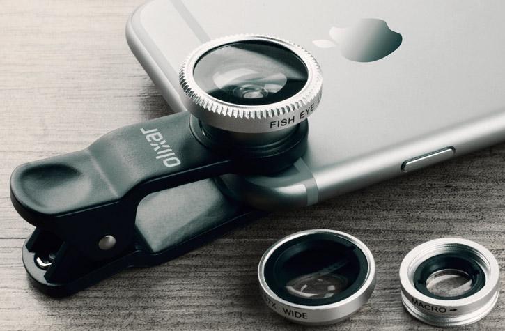 Olixar 3-in-1 Lens Clip